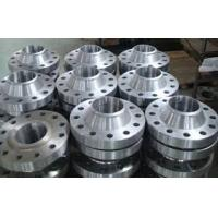 Cheap ASME B16.5 Material A182 Gr.  F1 welded neck steel pipe flange for sale