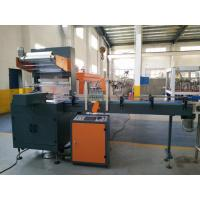 Cheap 15KW PLC Control Bottle Shrink Wrap Machine, Water Bottle Packing Machine for sale