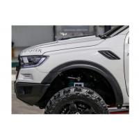 Cheap 6pc Slim 4x4 Wheel Arch Flares For Ranger PX2 Wildtrak 2015 2017 Exterior Accessories for sale