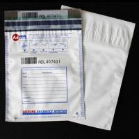Cheap Opaque A3/A4 Valuables Bag with Tamper Evident Tape to Avoid Being Stolen in Process of Deliver for sale