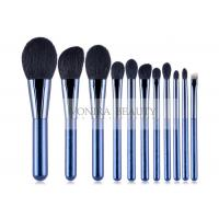 Cheap Affordable Flawless Natural Hair Makeup Brushes Essential Makeup Tools for sale