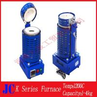 Cheap JC-K Series Copper Melting Furnace for Melting Aluminium for sale