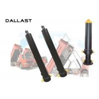 Cheap Custom Dump Truck Telescopic Cylinder  Single Acting , Multi Stage Hydraulic Cylinder for sale