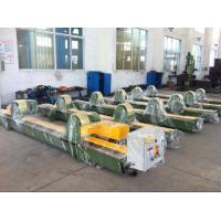 Blasting Pipe Turning Rolls for Pressure Vessel With Low Noise , 380V 50HZ 3PH