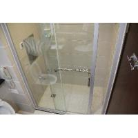 Cheap Shower Sliding Tempered Glass Door (SSD-049) for sale