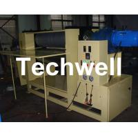 Cheap PVC / WPC / Wooden Embossing Machine With Embossing Speed 0.5-15m/min, Frequency Control for sale