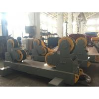 Cheap 380V 50HZ Tank Self-Aligning Rotators With Double Drive , 0.1-1 m/min Wheel Speed wholesale