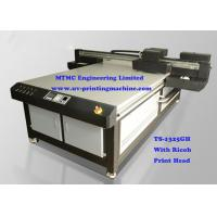 Cheap High Resolution UV Inkjet Printer With Ricoh GH2220 Metal Printing Machine for sale