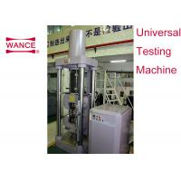 Cheap Large Capacity Tensile And Compressive Test Machine Equipped Famous Brand Motor for sale