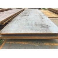 Cheap High Strength Mild Steel Plate with grade EN S235JR S355JR for General Purpose Structural wholesale