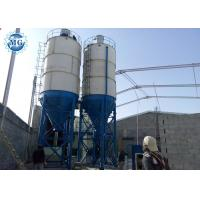 Cheap Powder Cement Storage Silo Fly Ash Storage Silo With Electric Dust Filter for sale