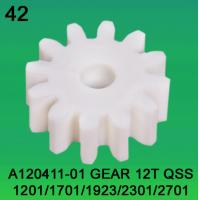 Cheap A120411-01 GEAR TEETH-12 FOR NORITSU qss1201,1701,1923,2301,2701 minilab for sale