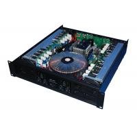 China Good Sound Church Sound Equipment , 4 Channel Class D Amplifier on sale