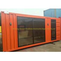Cheap Light Steel Framing Prefab Container House 20 Feet Steel Structure for sale