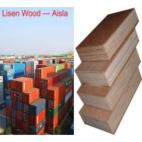Cheap Apitong Container Flooring , 28mm plywood A grade for containers repairing wholesale