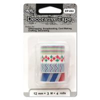 China EP-002 LINES PAPER PRINTED TAPE IN BLISTER CARD on sale