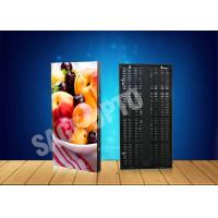 Cheap High Brightness LED Curtain Screen LED Window Signs Indoor Fireproof wholesale