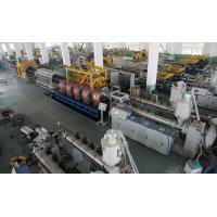 Cheap Double Wall Corrugated Pipe Production Line For HDPE / PP / PVC Pipe for sale