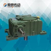 Cheap Hydraulic Motor WPX Worm Gear Speed Reducer Gearbox With Variable Speed for sale