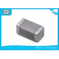 Common Low Frequency Ferrite Bead Inductor Gray With Higher Impedance