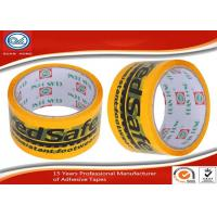 Cheap Shipping BOPP Hand Printed Adhesive Tape 36mic ~ 90mic Thickness for sale