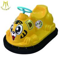 Cheap Hansel children toys and coin operated game machine with car bumper for kids for sale