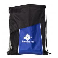 Cheap 210d Polyester Drawstring Shopping Bag with Low Price-HAD14021 for sale