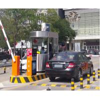 Cheap Residential area Entrance Smart TCP/IP automatic car parking system for sale