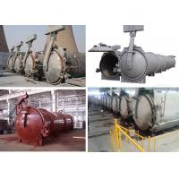 Cheap High Temperature Steam Pressure AAC Autoclave For AAC Block Making Plant wholesale