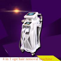 Cheap MY-L88 Hot sales 4 in 1 ipl opt shr laser hair removal/tattoo removal machine for sale