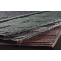 Grid / Shingle Metal Roofing Panels Lightweight Roofing Tiles