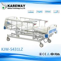 Hospital Care Medline Hospital Bed 4 Cranks With Bedside Cabinet Optional