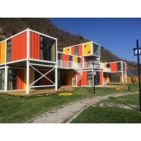 Cheap Office   Pre Manufactured Container Homes  , Portable Prefab Cargo Container Homes for sale