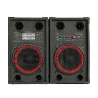 Super Bass Portable Wireless Microphone System / Battery Powered Bluetooth Speaker