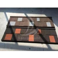 Cheap High quality Metro stone coated metal roofing sheets in Hangzhou Factory for sale