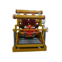 China HDD fluid recycling Hunter series mud cleaner for sale at Aipu solids control on sale