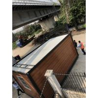 China Water Proof Sandwich Panel Container House / Cargo Container Homes on sale