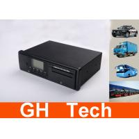 Cheap Scalability Car GPS Tracker System , GLONASS GPS Vehicle Driving Data Recorder for sale