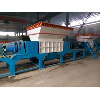 Cheap Capacity 1.5 tph Hard Foam Shredder from China for sale