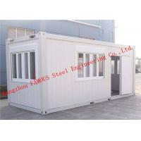 Cheap 20ft Finely Decorated Modern Luxury Prefab Container House Complete Set Of Furniture for sale