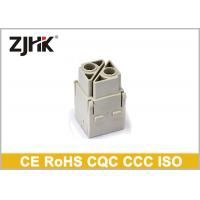 H2MK - 002 100A Heavy Duty 2 Pin Connector , Axia Electrical Pin Connectors