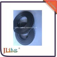 China Straight Banding Galvanized Steel or Color Coating Perforated Steel Strapping on sale