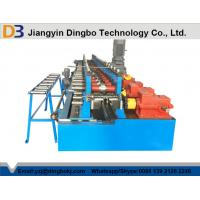 China Complete Production Line Steel Door Frame Making Machines With 10m / Min Speed on sale