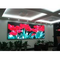 Cheap Custom Large LED Screen RGB Indoor Advertising LED Display For Exhibition wholesale