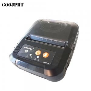 Smartphone Portable Thermal Printer , Handheld Receipt Printer For Cashier System