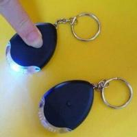 Cheap Promotional Whistle Key Finder Keychains, Customized Logos are Accepted for sale