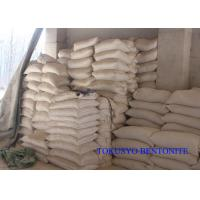 Cheap Natural Mineral Resources Casting Foundry Bentonite Clay / Powder for sale