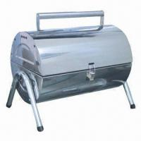 Quality Charcoal BBQ Grill with Double Cooking Area wholesale