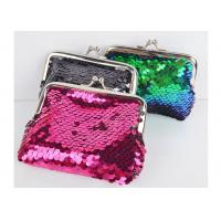 Cheap Fashion Sequin Coin Purse Bag Lady Cosmetic Bag Mermaid sequined purse Makeup Bag for sale