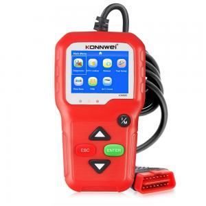 China KW680 OBD2/OBDII Diagnostic Car Scanner &Code reader for all cars KONNWEI on sale